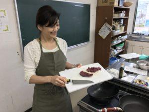 エゾシカ肉